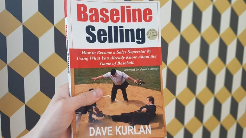 Baseline Selling - B2B Sales book