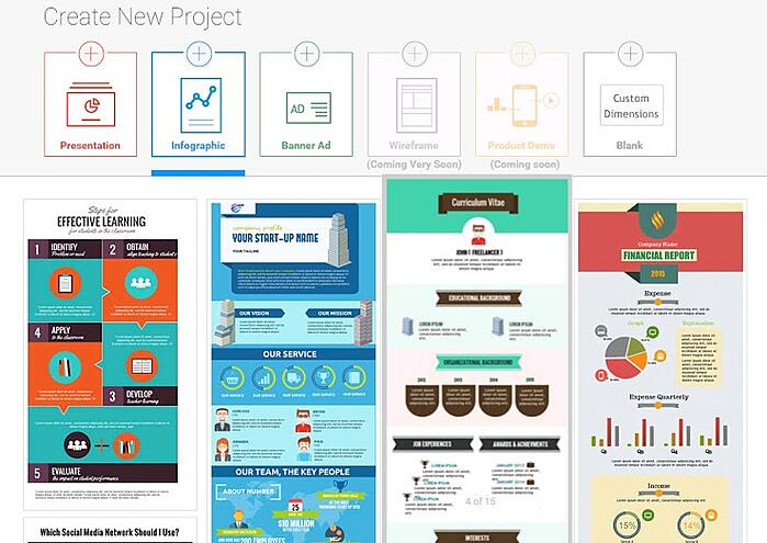 Visme-Create-Infographic-Template