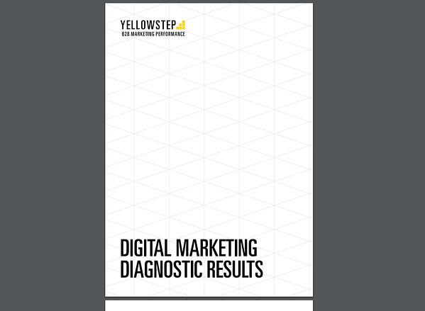 Improve on your digital marketing performance with our free diagnostic reports
